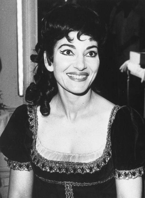Maria Callas On Stage Maria callas